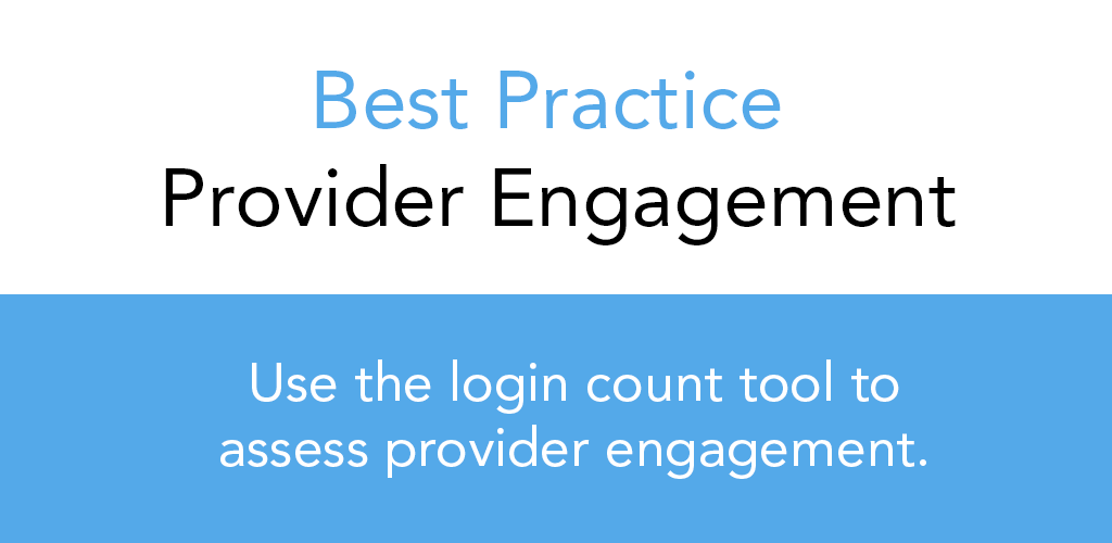 Best Practice Provider Engagement