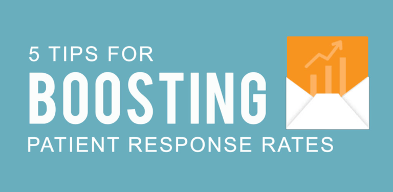 5 Tips for Boosting Patient Response Rates