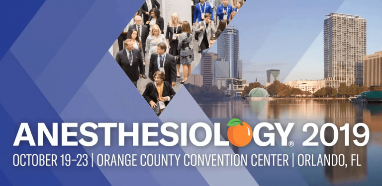 Anesthesiology 2019